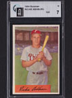 1954 Bowman Richie Ashburn