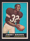 1961 Topps Jim Brown