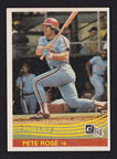 1984 Donruss Pete Rose