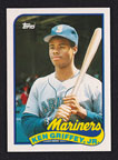 1989 Topps Traded Ken Griffey Jr.