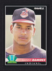 1992 Pinnacle Manny Ramirez